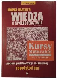 Nowa matura z WOS-u repetytorium - tematy egzaminacyjne Pruszanowski P.; Wrońska A.; Oska P.