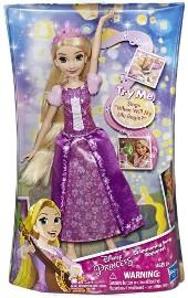 Śpiewająca Lalka Roszpunka Księżniczki Disney'a Princess