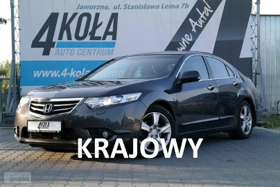 Honda Accord VIII Krajowy*Executive*Serwis*Gwarancja*FVAT 23%