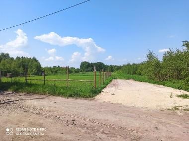 Działka budowlana przy ul. Okólnej, róg Turkusowej-1