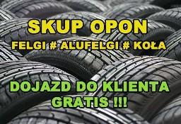 Skup Opon Alufelg Felg Kół Nowe Używane Koła Felgi # OPOLSKIE # GŁUCHOŁAZY