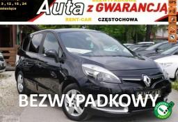 Renault Grand Scenic III 110PS*7-Osób*OPŁACONY*Bezwypadkowy Klima Navi Serwis GWARANCJA24M