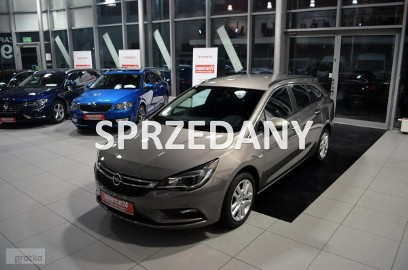 Opel Astra K Opel Astra / Salon PL / Serwis ASO / Bezwypadkowa / Navi / FV 23 %