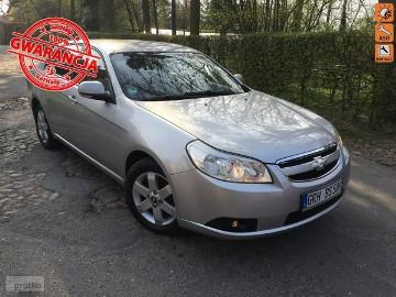 Chevrolet Epica CHEVROLET EPICA 2,0 BENZYNA STAN TOP OPŁACONY !!!