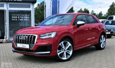 Audi Q2 SQ2 2.0 TFSI 300 KM QUATTRO Gwarancja FV 23%