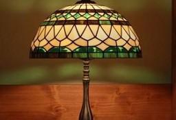 Lampy witrażowe  Tiffany - repliki.
