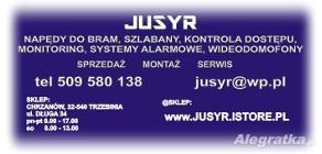 Napęd automatyka bramy przesuwnej FAAC 740 Chrzanów Kraków Katowice