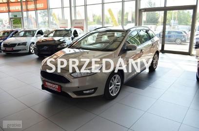 Ford Focus III Ford Focus MK3 / Salon PL / Serwis ASO / Alu / LED / FV 23% /Gwaranc