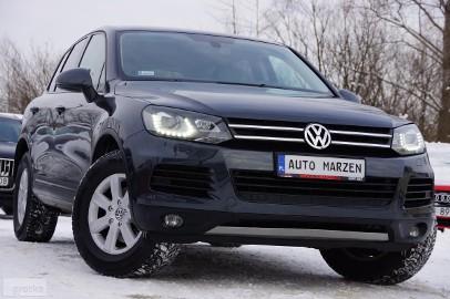 Volkswagen Touareg II 3.0 TDI 204 KM 4x4 Navi Skóra Kamera GWARANCJA!