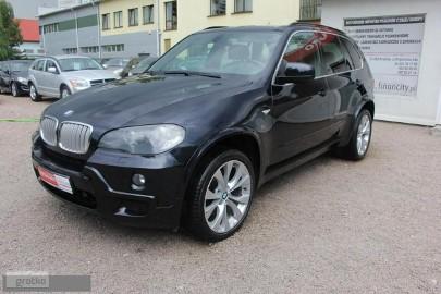 BMW X5 II (E70) 3.O D oryginalny M-pakiet, full, ASO, stan ideał!