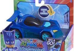 Pidżamersi Kotboy Auto Samochód Światło i Dźwięk