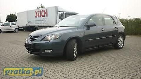 Mazda 3 II ZGUBILES MALY DUZY BRIEF LUBich BRAK WYROBIMY NOWE