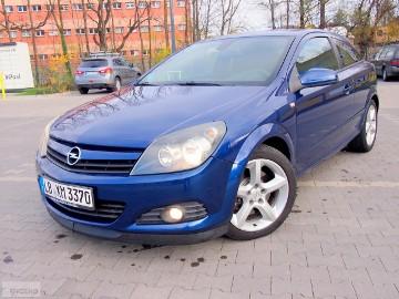 Opel Astra H *GTC* 2.0 Turbo 170 KM 6-Biegów Oryg. Lakier!