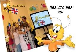 Urodziny dla dzieci w Busy Bee Oświęcim organizacja imprez, animacje