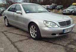 Mercedes-Benz Klasa S W220