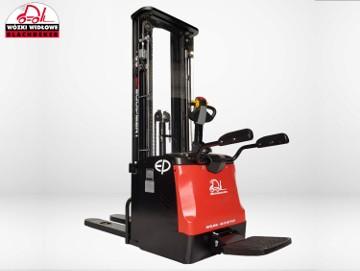 Elektryczny wózek paletowy-masztowy EP ES16-RS 5500 TRIPLEX
