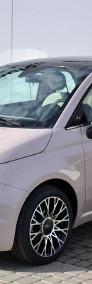 Fiat 500 Dolcevita Panorama Pudrowy Róż CarPlay Klima aut. Cyfrowe zegary Nav-3