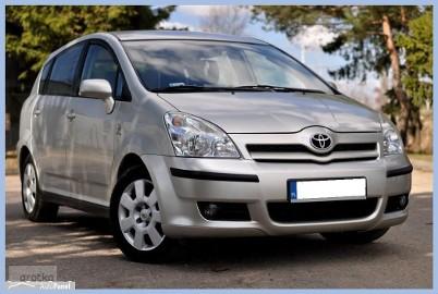 Toyota Corolla Verso III Ładna i Zadbana_2.0D 4D_Klima* Tempomat* Elektryka* __zarejestrowany