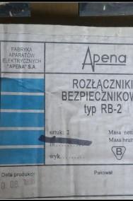Rozłącznik bezpiecznikowy RB-2 ; Apena ; Ie 400A-2