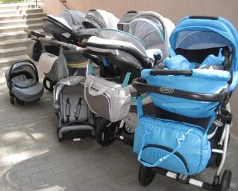 Pranie , czyszczenie tapicerek wózków dziecięcych