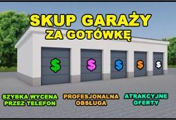 SKUP GARAŻY ZA GOTÓWKĘ / SKUP GARAŻÓW / OLESNO / OPOLSKIE