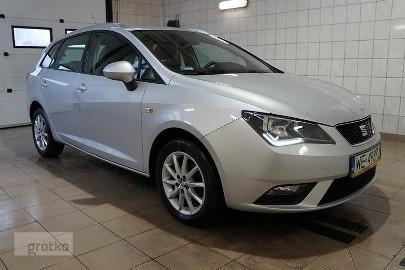 SEAT Ibiza V 1,4 TDI, 90 KM, Salonowy, Bezwypadkowy
