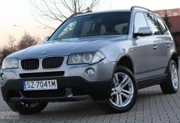 BMW X3 I (E83) 2.0d 177kM, 4x4, skóra, Xenon, navi, PDC, zareje