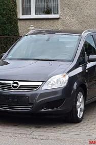 Opel Zafira B ZAFIRA 1,8 16V BOGATA WERSJA, GWARANCJA!!!-2