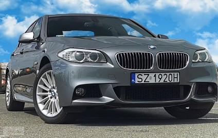 BMW SERIA 5 528iA xDrive pełny M Pakiet Krajowy Salon