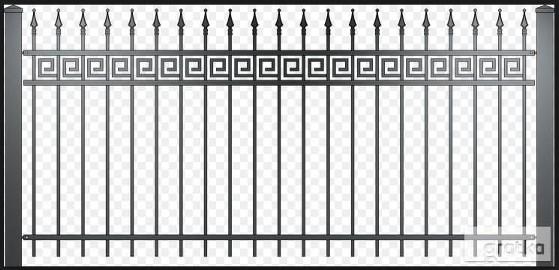 Ogrodzenie przęsło ogrodzeniowe E-04 120x200cm ocynk+kolor