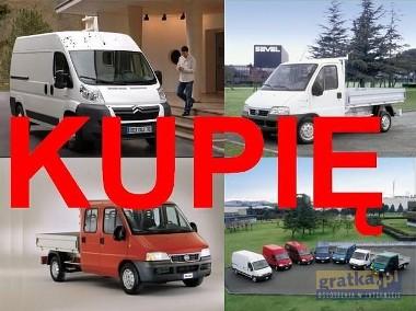 Citroen Jumper KUPIĘ KAŻDY MODEL 2014-2020R.-1