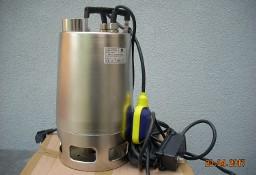 Pompa zatapialna do ścieków i brudnej wody WQ 1,1 INOX PRO
