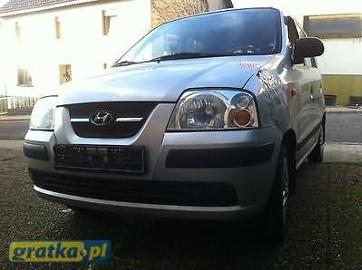 Hyundai Atos II ZGUBILES MALY DUZY BRIEF LUBich BRAK WYROBIMY NOWE