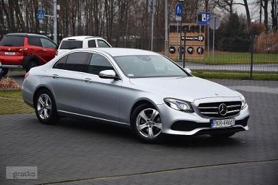 Mercedes-Benz Klasa E W213 200 Klasa E 2017r - 2.0 E200 - automat - Bogate wyposażenie