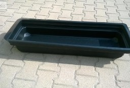 Kuweta ,wanienka z tworzywa o wym.98x35x15cm kolor czarny