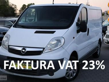 Opel Vivaro Faktura VAT,zarejestrowany,1-właściciel,krajowy,serwisowany-1