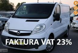 Opel Vivaro Faktura VAT,zarejestrowany,1-właściciel,krajowy,serwisowany