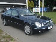 Mercedes-Benz Klasa E W211 I WŁ,Szmaragd,AUTOMAT,Navi,Klimatr,ZADBANY!!!