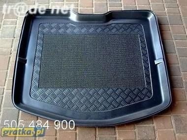 FORD C-MAX II od 2010 z zestawem naprawczym mata bagażnika - idealnie dopasowana do kształtu bagażnika Ford C-max-1
