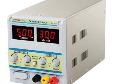 Zasilacz laboratoryjny DC 0-30V 5A-1