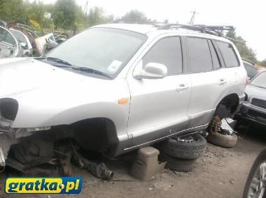 Hyundai Santa Fe I 2003 2,7 BENZYNA NA CZĘŚCI-1