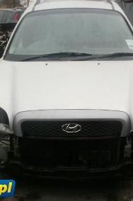 Hyundai Santa Fe I 2003 2,7 BENZYNA NA CZĘŚCI-2