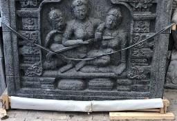 Płaskorzeźba do ogrodu z fascynującego świata baśni i legend 100cm Ogrody w stylu orientalnym