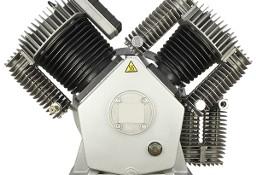 Pompa powietrza dwustopniowa Kompresor 1720l/min Sprężarka tłokowa Land Reko PCA D1000