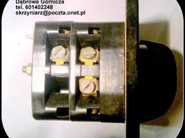 łącznik krzywkowy 0-1 , pgp 25-20 , produkcji Bułgarskiej 25A-1