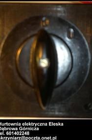 łącznik krzywkowy 0-1 , pgp 25-20 , produkcji Bułgarskiej 25A-2