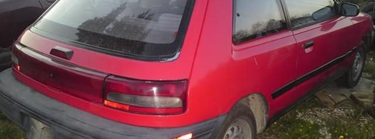 Skrzynia biegów,półosie Mazda 3-1