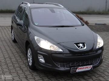 Peugeot 308 I 1.6 Benzyna SW 7 Osobowy I Wł Serwisowany Gwarancja Roczna