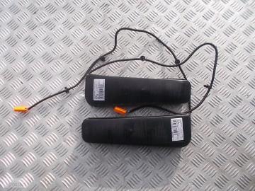 FORD FIESTA MK7 PODUSZKA POWIETRZNA W FOTEL AIR BAG