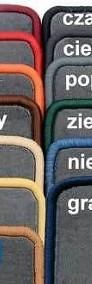 Suzuki Jimny od 1998 do 2018 r. najwyższej jakości bagażnikowa mata samochodowa z grubego weluru z gumą od spodu, dedykowana Suzuki Jimny-3